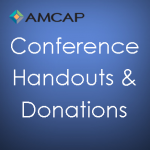 VA-MD-DC Conference Handouts and Donations